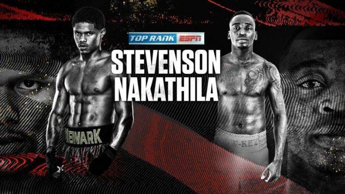 How to watch Stevenson vs Nakathila online from anywhere