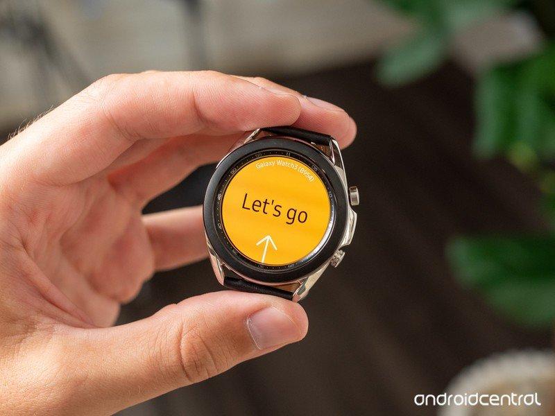 Is the Samsung Galaxy Watch 3 waterproof?