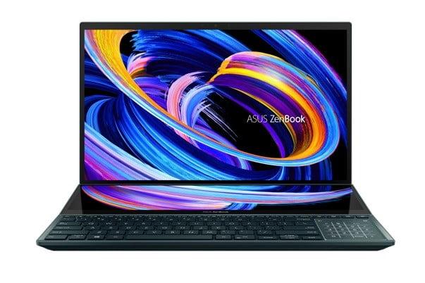 Asus ZenBook Pro Duo notebook