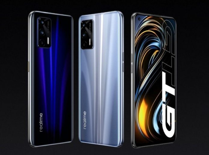Realme GT is a cheaper OnePlus 9 rival with a 120Hz screen, 64MP camera