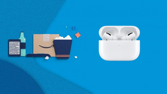 Amazon Prime Day: Get AirPods for $119.00 and AirPods Pro for $189.99