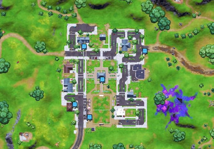 Fortnite challenge guide: Place welcome signs in Pleasant Park and Lazy Lake