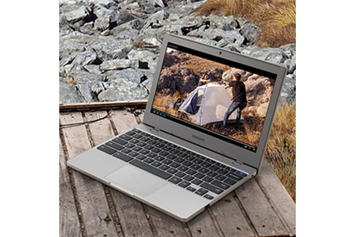 This Samsung Chromebook is the cheapest laptop you can buy on Prime Day