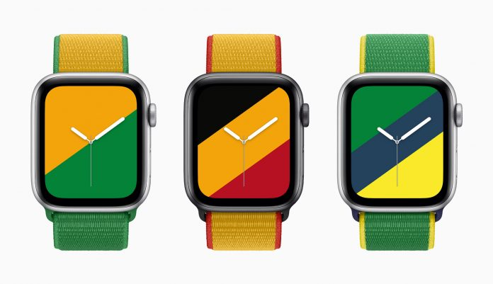 Apple Announces New Apple Watch Sport Loop Bands Representing 22 Countries