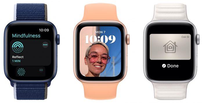Apple Seeds First watchOS 8 Public Beta