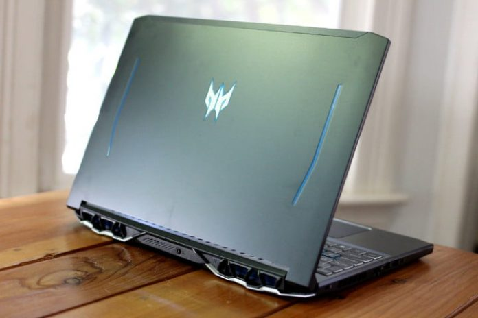 These Acer gaming laptops just got more powerful with a simple firmware update