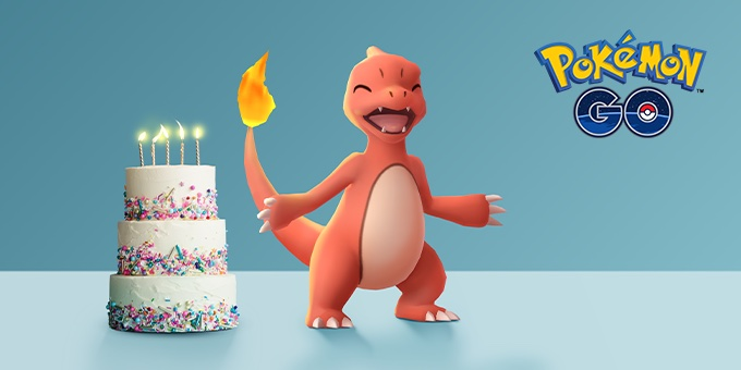Pokémon GO Celebrating Fifth Anniversary of Launch With Special In-App Events