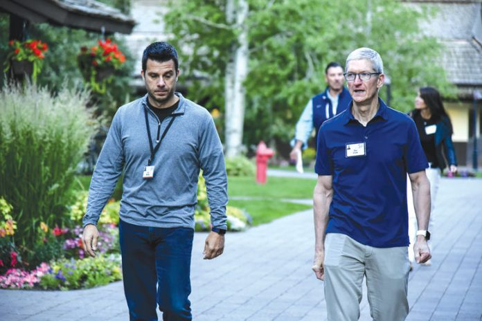 Apple CEO Tim Cook Reportedly Attending Sun Valley Conference Known as 'Summer Camp for Billionaires'