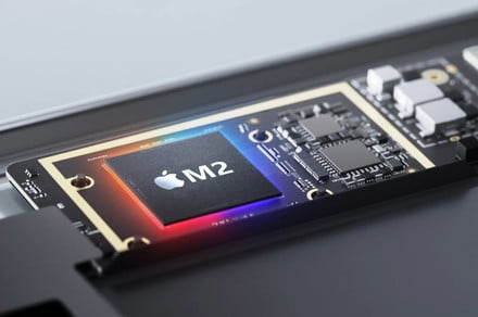Apple's M2 chip expected to launch in redesigned MacBook Air in 2022