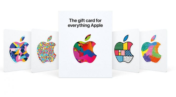 Apple's All-in-One Gift Card Now Available in Canada and Australia