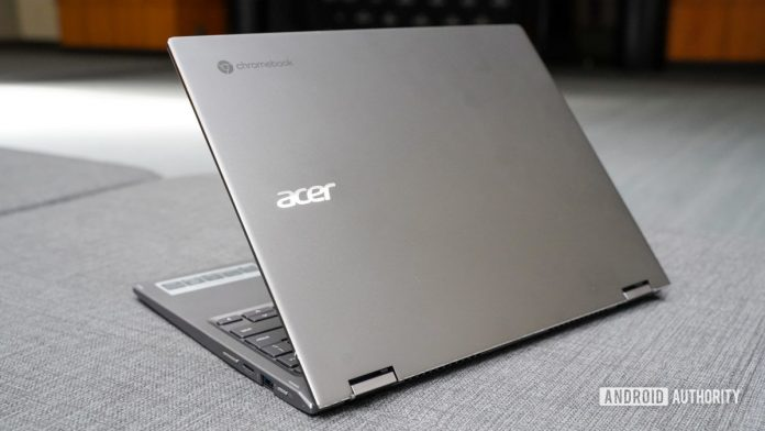 Acer Chromebook Spin 713 (2021) review: The mid-range Chromebook to get