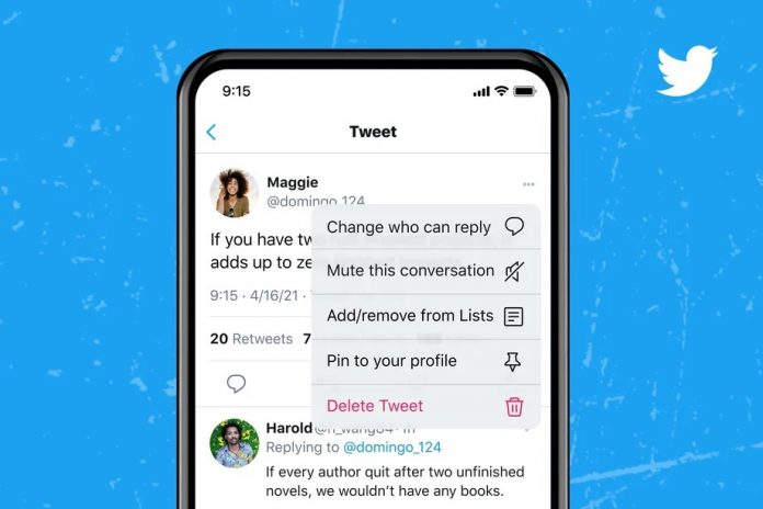 Twitter Rolls Out Ability to Change Who Can Reply to Your Tweet After It's Posted