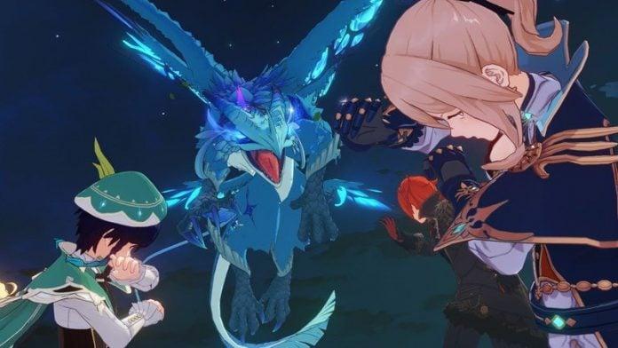 Genshin Impact: How to enter Stormterror's Lair