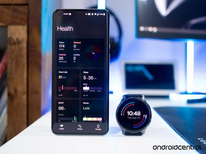 The latest OnePlus Watch update attempts to fix inconsistent GPS readings
