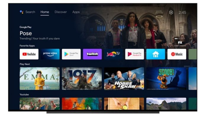 Android 12 Beta 3 arrives on Android TV with native 4K UI, privacy controls