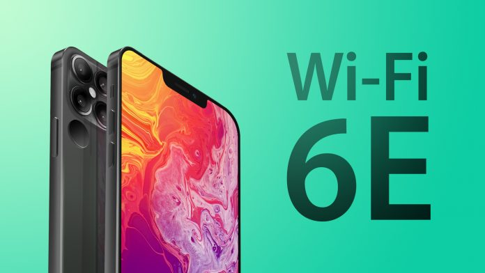 iPhone 13 Rumored to Feature WiFi-6E Offering Improved Speed and Range