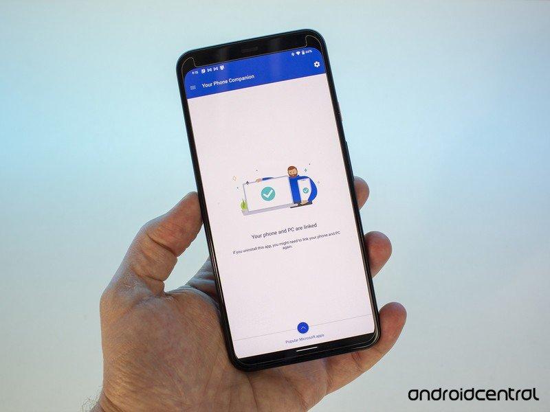 microsoft-your-phone-companion-app-pixel
