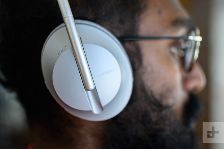 Bose Noise Cancelling Headphones 700 side view
