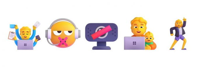 Microsoft resurrects Clippy for redesigned emoji in Windows