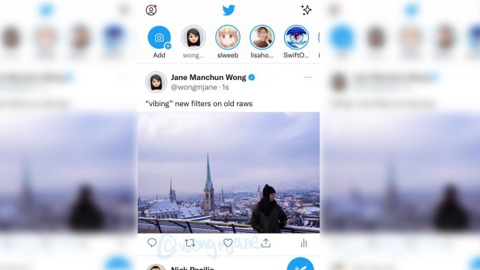 Twitter Testing New Edge-to-Edge Timeline Layout for Photos, Surveys Users on Ability to Edit Tweets