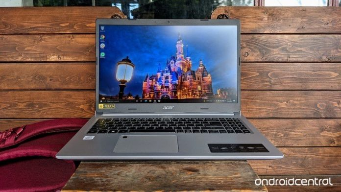 Acer Aspire 5 review: A large laptop with a big Achilles heel