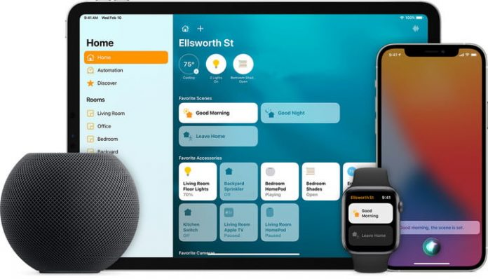 How to change Siri's voice on the Apple HomePod