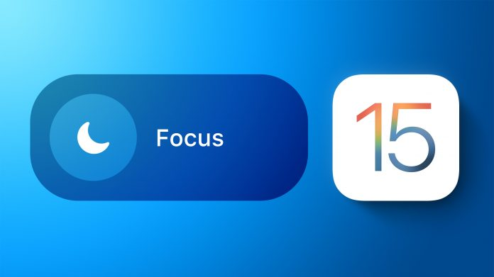 iOS 15's Focus Mode Helps You Stay on Task