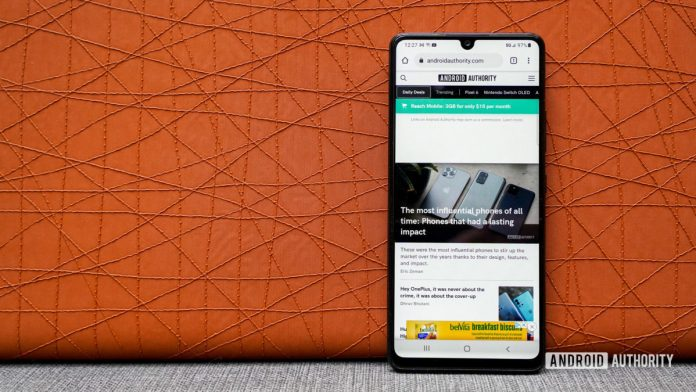 Samsung Galaxy A42 review: Battery champ, display slouch
