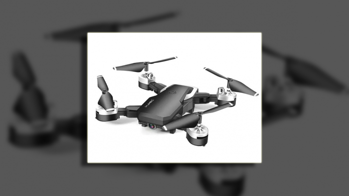 Just $99, this WiFi quadcopter drone captures HD photos