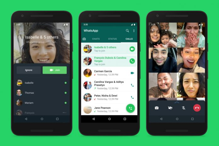 WhatsApp Now Lets You Join Group Calls Even After They've Started