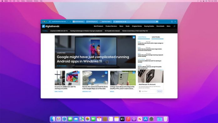 How to use tab groups in Safari