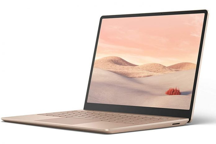 Microsoft Surface Laptop Go is so cheap at Staples it might be a mistake
