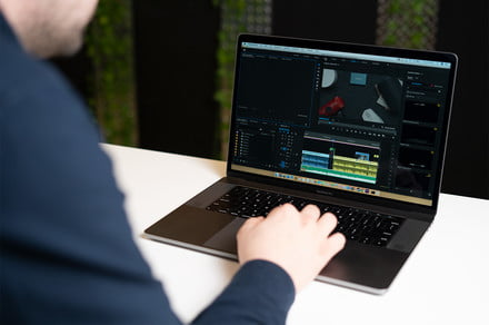Premiere Pro arrives on M1 Macs, now saves your work 168% faster