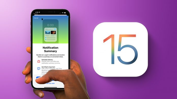 iOS 15: What's New With Notifications