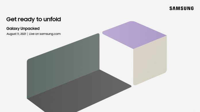 Samsung Galaxy Unpacked invitations roll out confirming August 11 event