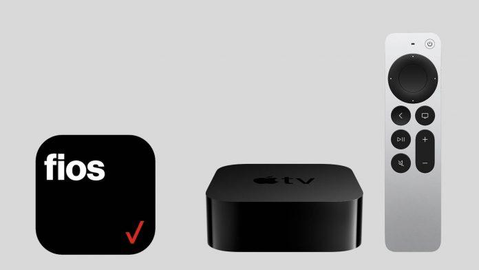 Verizon Releasing Fios TV App for Apple TV Tomorrow