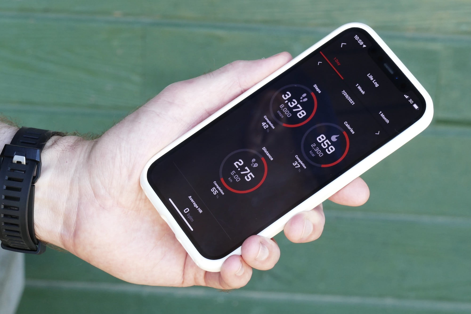 casio g shock gbd 200 review move app log