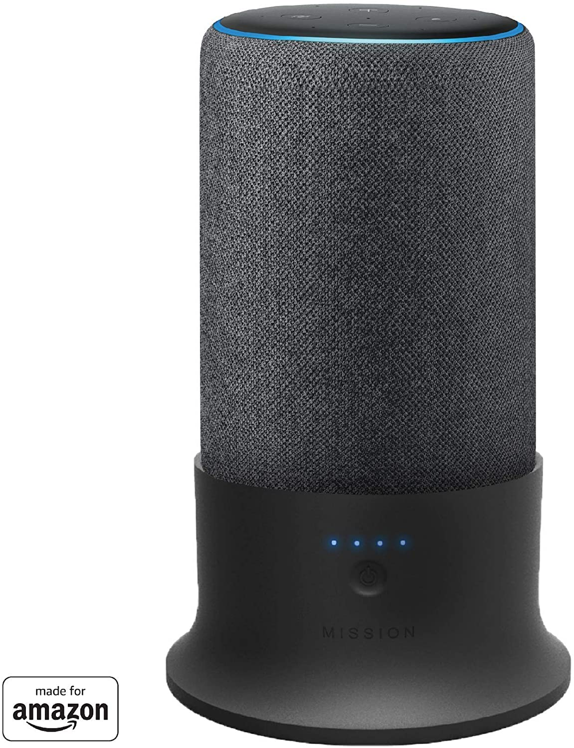 Mission Cables Battery Base Echo 3rd Gen