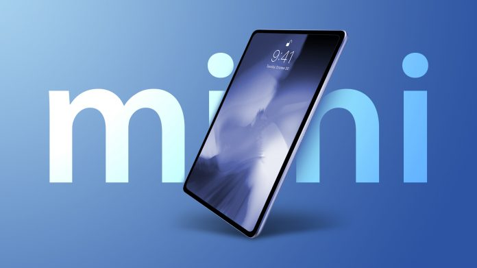 Next-Generation iPad Mini Will Reportedly Feature a Mini-LED Display
