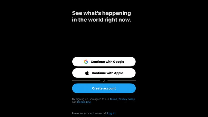 Twitter Beta for iOS Gains 'Sign in With Apple' Option