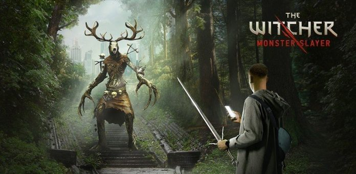 The Witcher: Monster Slayer sends you out on real-life quests on foot
