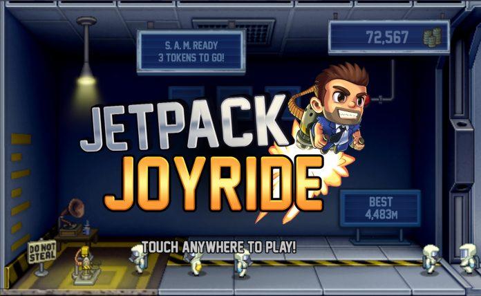 App Store Classic 'Jetpack Joyride' Launches on Apple Arcade