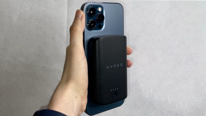 Review: Hyper's $40 Magnetic Wireless Battery Pack Is a Worthy Competitor to Apple's MagSafe Battery Pack