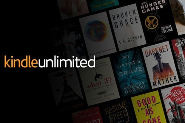 This is how to sign up for a free Kindle Unlimited account