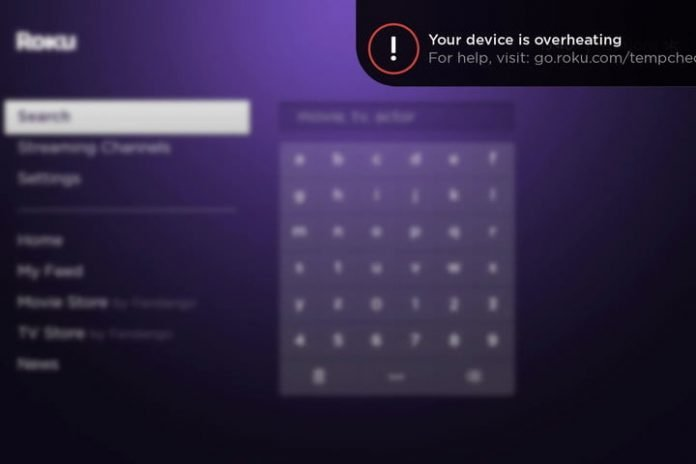 Roku overheating? Here's what you can do