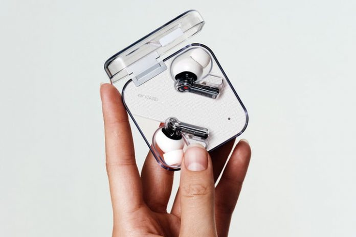Nothing's Ear 1's really are nothing like your usual true wireless earbuds
