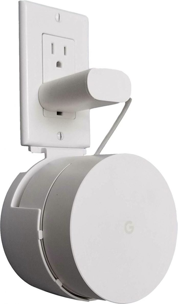 Hide the cables and keep things clean with the best Google Wifi mount