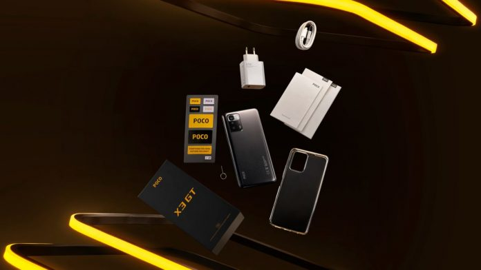 Poco announces X3 GT with fast charging, 5G, and 120Hz display for $299