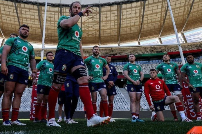How to watch South Africa v British & Irish Lions Second Test live stream