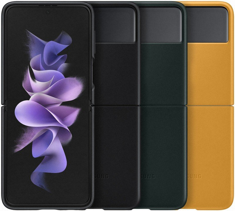 samsung-galaxy-z-flip-3-leather-cases-co
